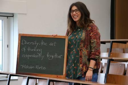 Antwort zum Thema Diversity