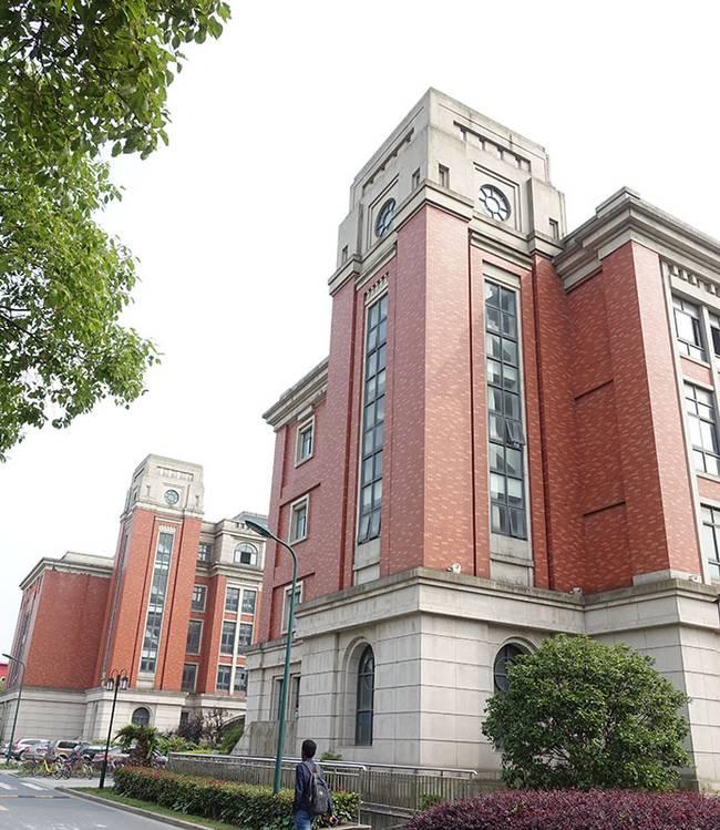 Building of USST Shanghai